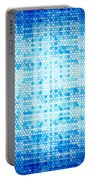 Seamless Honeycomb Pattern Portable Battery Charger