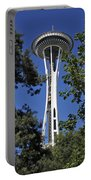 Seattle Space Needle Portable Battery Charger