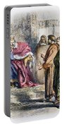 Shakespeare: King John Portable Battery Charger