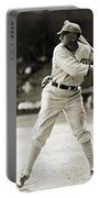 Shoeless Joe Jackson  (1889-1991) Portable Battery Charger