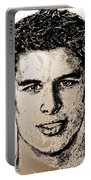Sidney Crosby In 2007 Portable Battery Charger