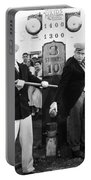 Silent Film: Amusement Park Portable Battery Charger
