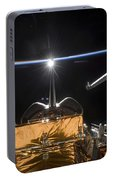 Space Shuttle Atlantis Payload Bay Portable Battery Charger