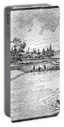 Spirit Lake Massacre, 1857 Portable Battery Charger