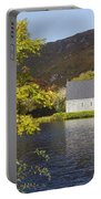 St. Finbarres Oratory On Shore Portable Battery Charger