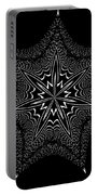 Star Fish Kaleidoscope Portable Battery Charger
