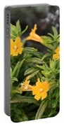 Sticky Monkey Flower Portable Battery Charger