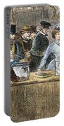Suffrage: Woodhull Sisters Portable Battery Charger