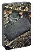 Suitcase And Hats Portable Battery Charger