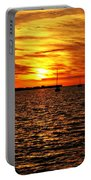 Sunset Xxxii Portable Battery Charger