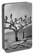 sycamore trees in Ascona - Ticino Portable Battery Charger