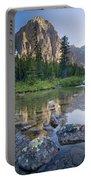Taylor Lake, Banff National Park Portable Battery Charger
