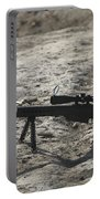 The Barrett M82a1 Sniper Rifle Portable Battery Charger