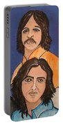 The Fab Four Beatles  Portable Battery Charger