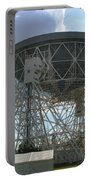 The Lovell Telescope At Jodrell Bank Portable Battery Charger