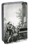 The Mozart Family On Tour, 1763 Portable Battery Charger