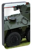 The Pandur 6x6 Family Of Wheeled Portable Battery Charger