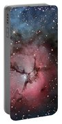 The Trifid Nebula Portable Battery Charger