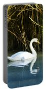 The White Swan Portable Battery Charger