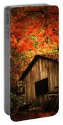 The Wood Shed  Portable Battery Charger
