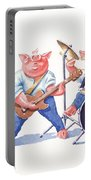 Thin Piggy Portable Battery Charger