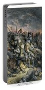 Third Crusade, 1191 Portable Battery Charger