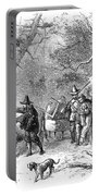 Thomas Hooker (1586-1647) Portable Battery Charger