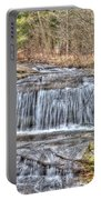 Top Of The Upper Falls Portable Battery Charger