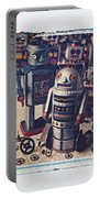Toy Robots Portable Battery Charger