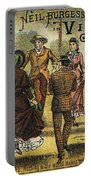 Trade Card, C1880 Portable Battery Charger