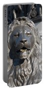 Trafalgar Square Lion Portable Battery Charger
