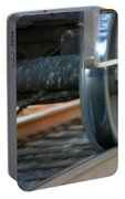Train Tires Portable Battery Charger