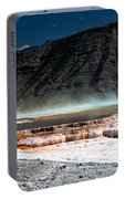 Travertine Terraces Portable Battery Charger