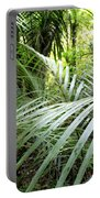 Tropical Jungle Portable Battery Charger