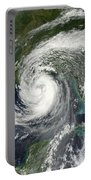 Tropical Storm Isaac Moving Portable Battery Charger