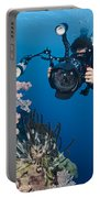 Underwater Photography Portable Battery Charger