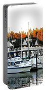Vancouver Rowing Club Portable Battery Charger