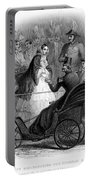 Victoria Of England Portable Battery Charger