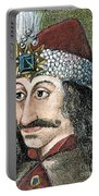 Vlad IIi (1431-1477) Portable Battery Charger
