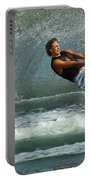 Water Skiing Magic Of Water 28 Portable Battery Charger