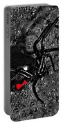 Wicked Widow - Selective Color Portable Battery Charger
