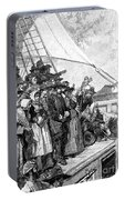 William Penn (1644-1718) Portable Battery Charger