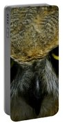 Wise Old Owl Portable Battery Charger
