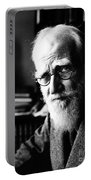 George Bernard Shaw Portable Battery Charger