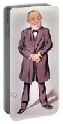 Rudolph Virchow, German Polymath Portable Battery Charger by Science Source
