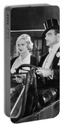 Silent Film: Automobiles Portable Battery Charger