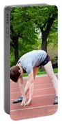 Stretching Exercises Portable Battery Charger