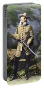 William F. Cody (1846-1917) Portable Battery Charger