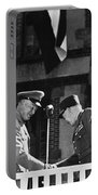 Dwight D. Eisenhower Portable Battery Charger