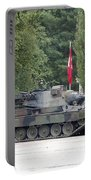 The Leopard 1a5 Of The Belgian Army Portable Battery Charger
